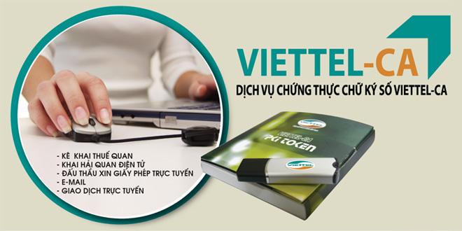 Hồ sơ  đăng ký chữ ký số tại  Nghệ An